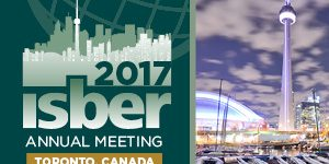 2017 ISBER - Toronto, Canada