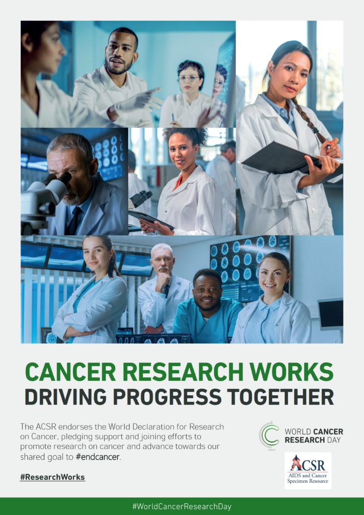 World Cancer Research Day 2021